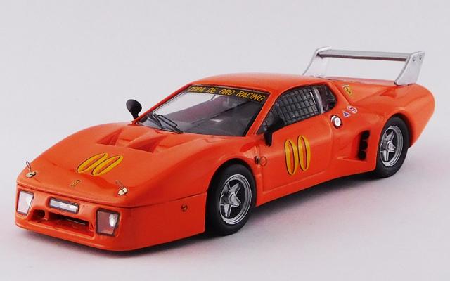 BEST MODEL 1/43 フェラーリ 512 BB LM IMSA 1979 コパ・デ・オーロ レーシング 1979 #00 J. Masterson