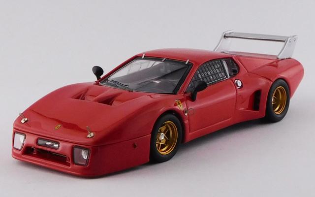 BEST MODEL 1/43 フェラーリ 512 BB LM 1979 カンパニョーロホイール