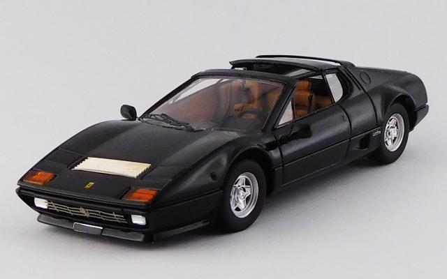 BEST MODEL 1/43 フェラーリ 512 BB タルガ 1981 Autokraftバージョン