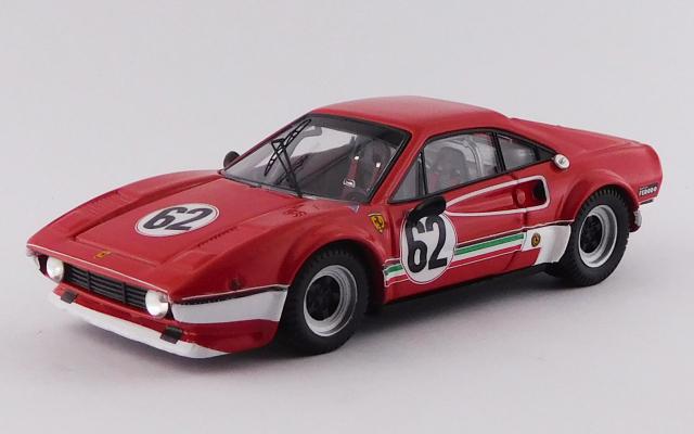 BEST MODEL (ベストモデル) 1/43 フェラーリ 308 GTB LM Havirov International 1981  #62 M.Dantinne