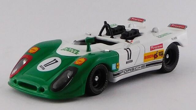 BEST MODEL 1/43 ポルシェ 908/02 FLUNDER Rennen Aachen ニュルブルクリンク 1970 #17 Niki Lauda