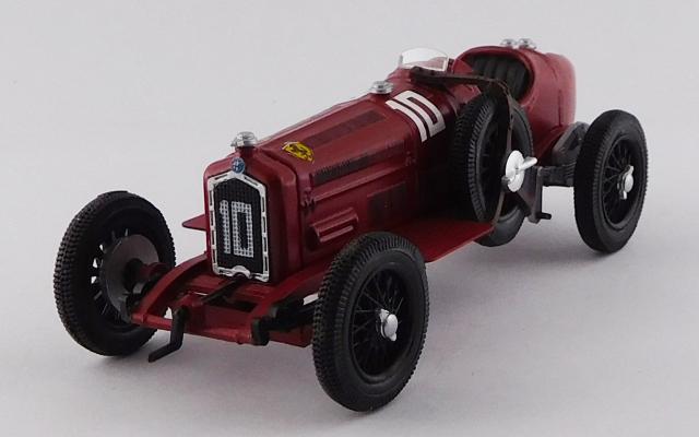 RIO 1/43 アルファロメオ P3 タルガフローリオ 1934 #10 Achille Varzi 優勝車