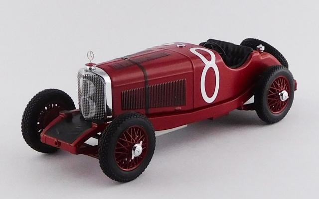 RIO 1/43 メルセデス ベンツ SSKL アルゼンチン 500マイル ラファエラ 1931 #8 Zatuszek/Brendt 優勝車