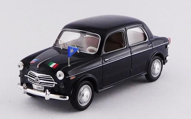 RIO 1/43 フィアット 1100/103 E 警察職員専用車 1953