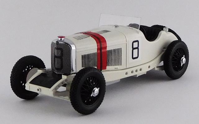 RIO 1/43 メルセデス ベンツ SSKL ドイツGP ニュルブルクリンク 1931 優勝車 #8 Rudolf Caracciola