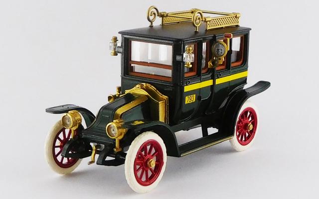 RIO 1/43 ルノー ティーポ X タクシー 1907 グリーン
