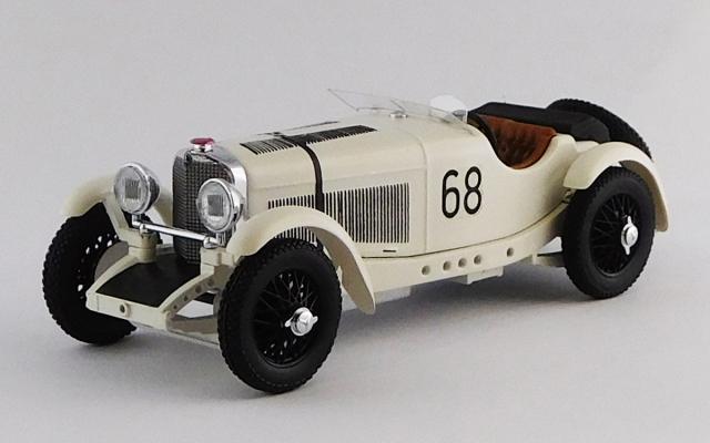 RIO 1/43 メルセデス ベンツ SSKL ステルヴィオレース 1932  #68 ハンス・スタック 優勝車