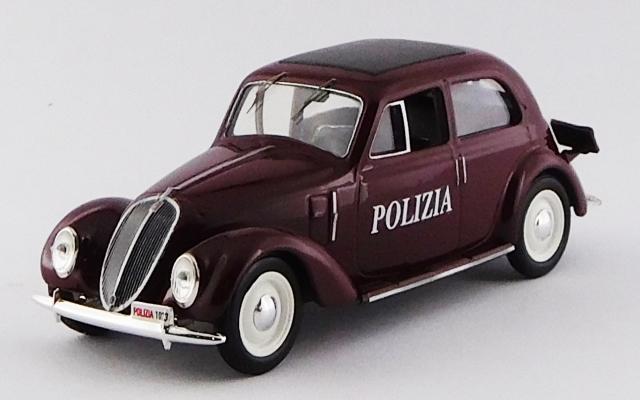 RIO 1/43 フィアット 1500 6C 警察車両 1950
