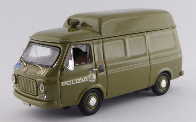 RIO 1/43 フィアット 238 警察車両 1972