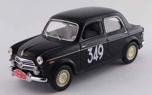 RIO 1/43 フィアット 1100 E モンテカルロ ラリー 1955 #349 Dunod/Sampigny