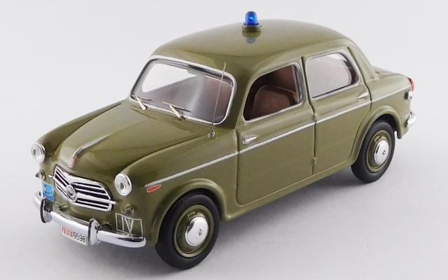 RIO 1/43 フィアット 1100/103 警察車両 1954