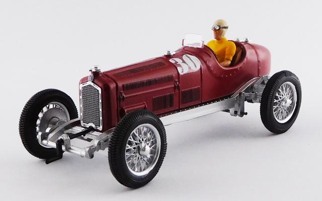 RIO 1/43 アルファロメオ P3 Copa Ciano 1932 #30 Tazio Nuvplari 優勝車