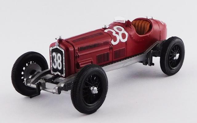 RIO 1/43 アルファロメオ P3 スペインGP 1933 #38 Luis Chiron 優勝車