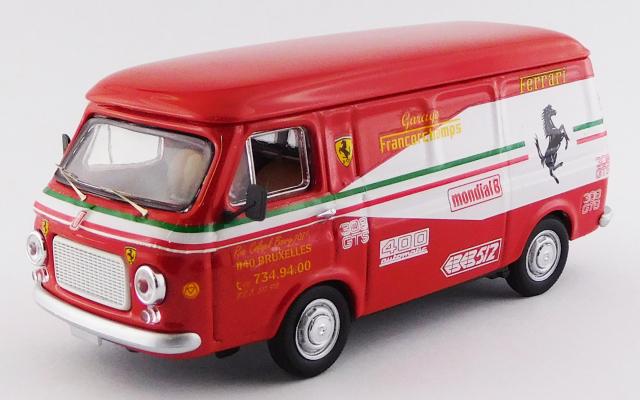 RIO 1/43 フィアット 238 ガレージフランコルシャン フェラーリサービス車両