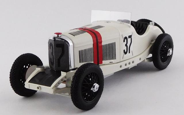 RIO 1/43 メルセデス ベンツ SSK アヴス 1931 #37 Rudolf Caracciola 優勝車