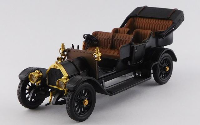 RIO 1/43 フィアット 60CV トーピードウ 1905 ブラック