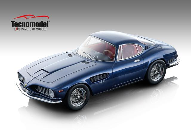 TECNOMODEL 1/18 フェラーリ 250 GT SWB ベルトーネ 1962 ダークメタリックブルー