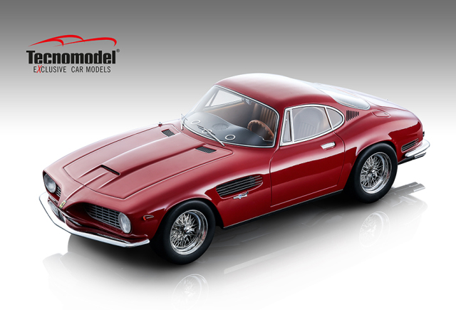 TECNOMODEL 1/18 フェラーリ 250 GT SWB ベルトーネ 1962 ロッソコルサ