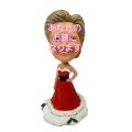 クリスマスパーティー 女性用オリジナルフィギュア クリスマス