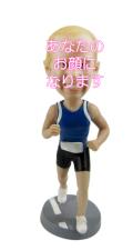 ランニングマン(2) 男性用オリジナルフィギュア マラソン