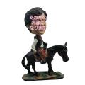 カウボーイ 男性用オリジナルフィギュア 乗馬