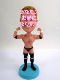 プロレスラー風男性 男性用オリジナルフィギュア プロレスラー