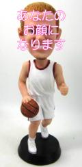 バスケットプレイヤー(2) 男性用オリジナルフィギュア バスケット