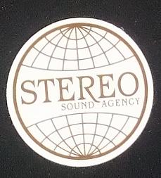 STEREO(ステレオ) ステッカー 002