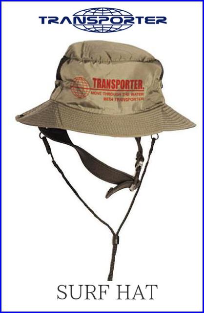 TRANSPOTER(トランスポーター) サーフハット ベージュ/メンズ
