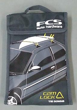 FCS(エフシーエス) キャリアストラップ/Tie Down Straps