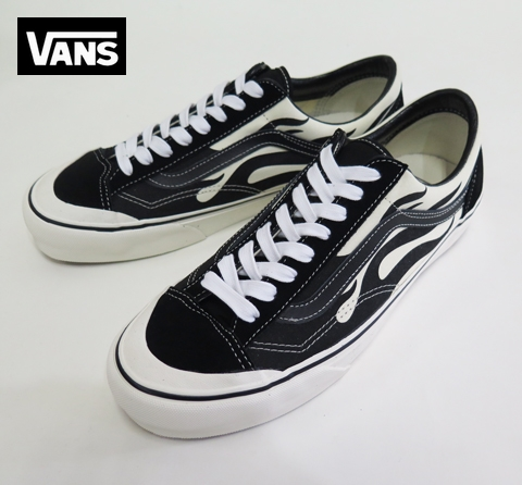 【VANS】  STYLE36(スタイル36) SF   FLAME/BLACK