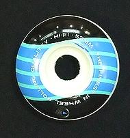 HI FI 【ハイファイ】 スケートボード【ウィール】 52mm