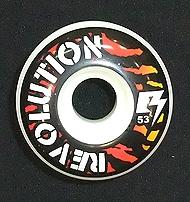 REVOLUTION 【レボリューション】 スケートボード【ウィール】 53mm