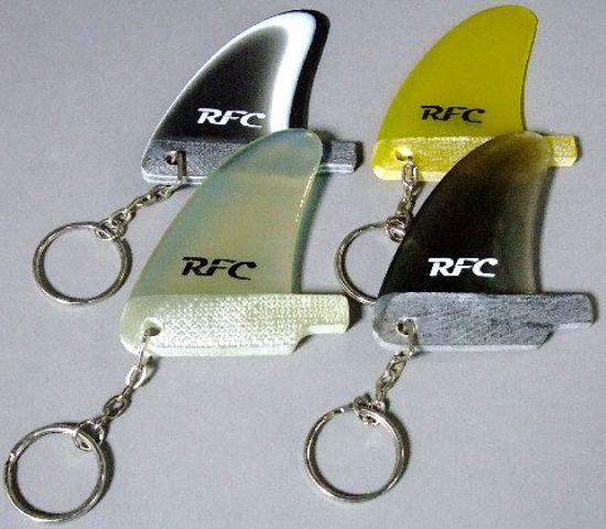 RAINBOW FIN(レインボーフィン) キーホルダー