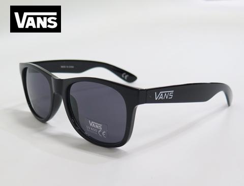 【VANS】 サングラス BLACK USA企画商品