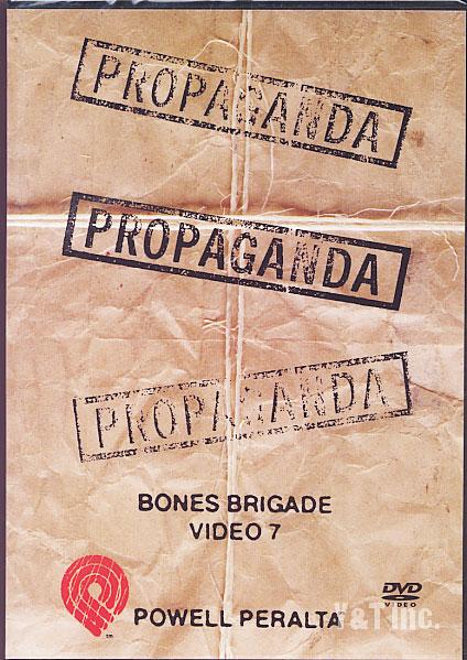『PROPAGANDA』 DVD (スケートボード)