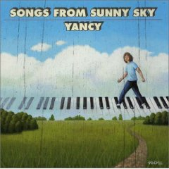 『SONG FROM SUNNY SKY』  YANCY CD