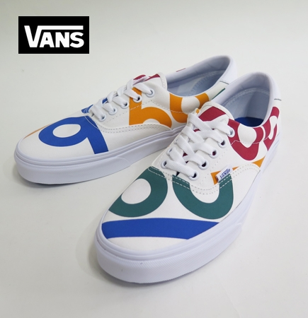 【VANS】 ERA  Blanc66/DECK CLUB 26.5cm/US8.5