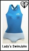 【簡単カラーオーダー】 thw wetsuits 【スイムジョン】 ウェットスーツ/レディース【送料無料】