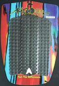 ASTRO DECK(アストロデッキ) ロングボード用【センターデッキパット】 クリスチャン フレッチャー CENTER /ブラック