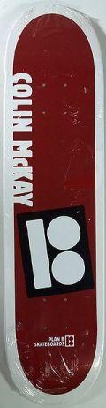 PLAN B【プランビー】 スケートボードデッキ COLIN MACKAY【30%OFF】