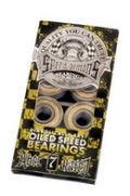 SPEED DEMONS BEARINGS(スピードデイモン) 【ベアリング】 ABEC7 OIL/GOLD