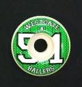 hubba【フーバ】 スケートボード【ウィール】  51mm BALLERS