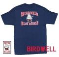 BIRDWELL(バードウェル) Tシャツ ネイビー/Mサイズ 定番