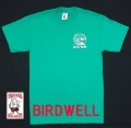 BIRDWELL【バードウェル】 Tシャツ グリーン/Surfing