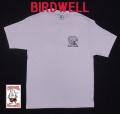 BIRDWELL(バードウェル) Tシャツ ピンク/Mサイズ Surfing