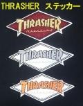 THRASHER(スラッシャー) ステッカー 006  Skate Magazine