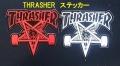 THRASHER(スラッシャー) ステッカー 003 トラック