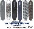 """TRANSPOTER(トランスポーター) ファーストロング/ロングボード用 ハードケース 9'2"""""""