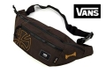 【VANS】 WORLD CROSS BODY BAG/INDEPENDENTコラボ ボディバッグ
